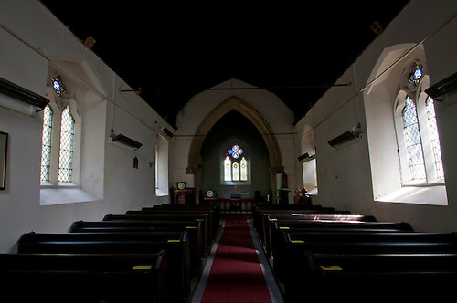 As part of my shoot of the Wiverton group of chruch's this is St Marys Barnstone Nottinghamshire.