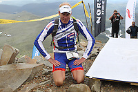 Race number 3 - Tom Remman - Sunday Norseman Xtreme Tri 2012 - Norway - photo by chris royle / boxingheaven@gmail.com