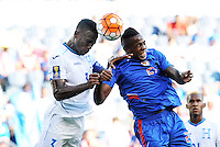 Haiti vs Honduras, July 14, 2015