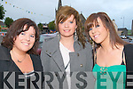 Fitzy Chicks Concert: Attending the Fitzy Chicks concert at the Gig Rig in Listowel on Saturday night last were sisters Karen, Christina & Siobhan Curtin, Lyrecrompane.