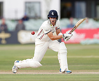 Joe Denly bats for Kent during the Specsavers County Championship division two game between Kent and Glamorgan at the St Lawrence Ground, Canterbury, on Sept 18, 2018