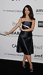 LOS ANGELES, CA - OCTOBER 11: Kristin Davis arrives at the amfAR 3rd Annual Inspiration Gala at Milk Studios on October 11, 2012 in Los Angeles, California.