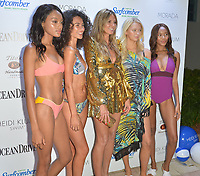 JUL 12 Ocean Drive Magazine's 25th Anniversary Swimsuit Issue Celebration