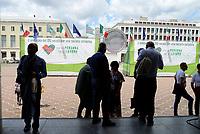 Roma, 29 Giugno 2017<br /> Palazzo dei Congressi<br /> XVIII Congresso confederale CISL
