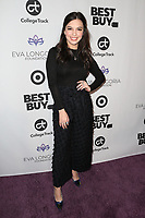 LOS ANGELES, CA - NOVEMBER 8: Isabella Gomez at the Eva Longoria Foundation Dinner Gala honoring Zoe Saldana and Gina Rodriguez at The Four Seasons Beverly Hills in Los Angeles, California on November 8, 2018. Credit: Faye Sadou/MediaPunch