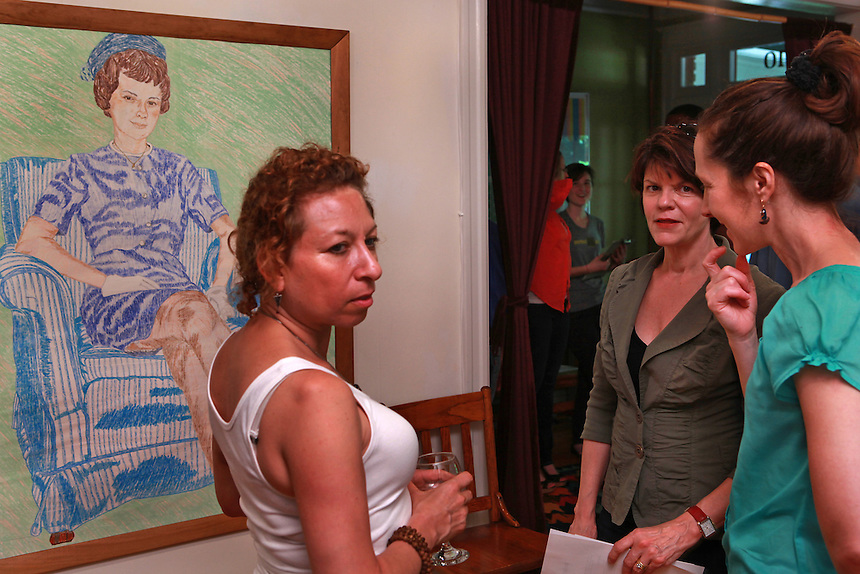 (110515RREI6926) Judy Byron's Perfect Girls Opening Salon, Washington DC . May 15, 2011 © Rick Reinhard 2011