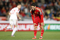 Spain's Isco during 15th UEFA European Championship Qualifying Round match. November 15,2014.(ALTERPHOTOS/Acero) /NortePhoto nortephoto@gmail.com