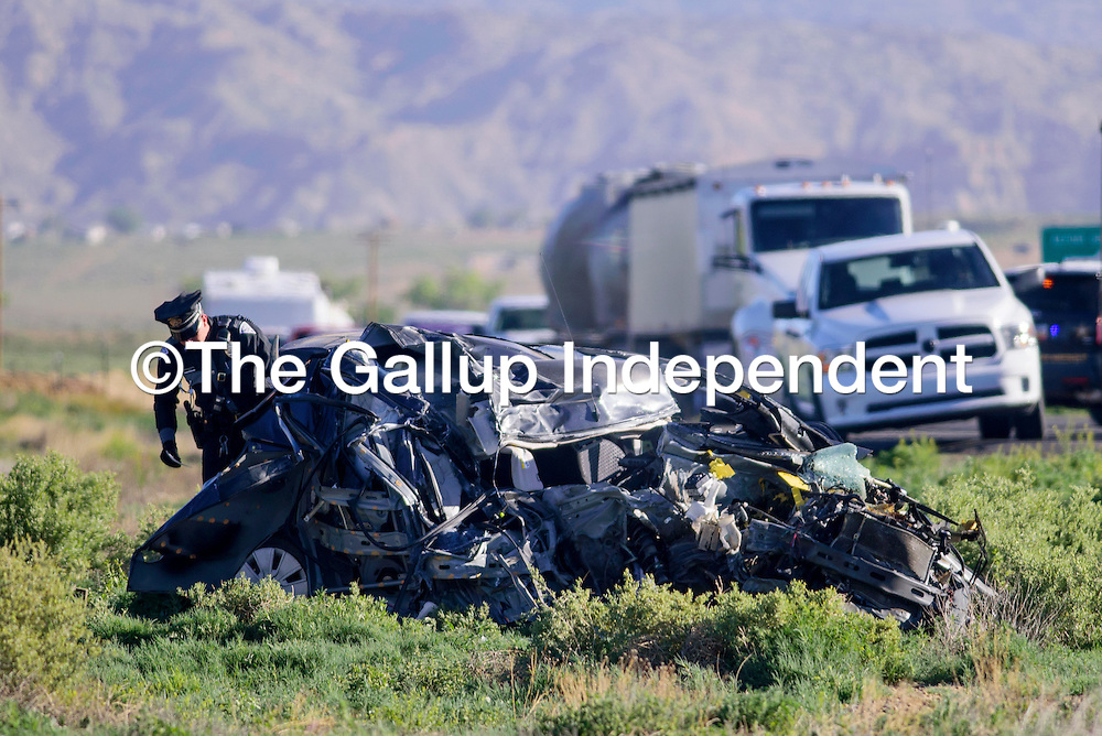 Bus Crash on 491 | Gallup Independent