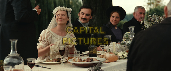 Madame Bovary (2014) <br /> Mia Wasikowska, Henry Lloyd-Hughes<br /> *Filmstill - Editorial Use Only*<br /> CAP/KFS<br /> Image supplied by Capital Pictures