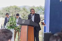 San juan del rio., Qro. 08 de agosto del 2019.-El gobernador del estado, Francisco Domínguez Servién, tomó protesta al Consejo Directivo de la Cámara Nacional de la Industria de la Transformación (Canacintra), delegación San Juan del Río, para el periodo 2019-2020, Consejo encabezado por José Guadalupe Román Flores.