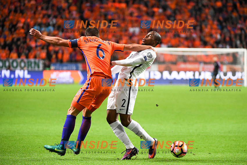 02 DJIBRIL SIDIBE (fra) <br /> Amsterdam 10-10-2016 Calcio Qualificazioni mondiali <br /> Olanda Francia <br /> Foto Panoramic/Insidefoto <br /> ITALY ONLY