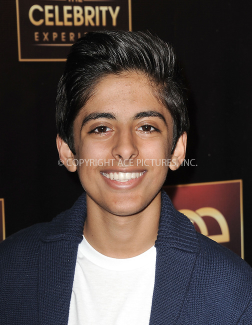 WWW.ACEPIXS.COM<br /> <br /> January 7 2015, LA<br /> <br /> Karan Brar attending 'The Celebrity Experience Panel' event at the Hilton Universal Hotel on January 7, 2015 in Los Angeles, California. <br /> <br /> <br /> By Line: Peter West/ACE Pictures<br /> <br /> <br /> ACE Pictures, Inc.<br /> tel: 646 769 0430<br /> Email: info@acepixs.com<br /> www.acepixs.com