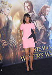 Aisha Tyler at The Universal Pictures' American Premiere of The Huntsman: Winter's War held at he Regency Village Theatre in Westwood, California on April 11,2016                                                                   Copyright 2016Hollywood Press Agency