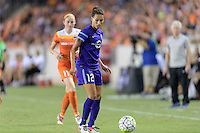 Houston, TX - Saturday Sept. 03, 2016: Kristen Edmonds during a regular season National Women's Soccer League (NWSL) match between the Houston Dash and the Orlando Pride at BBVA Compass Stadium.