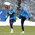 Kris Boyd and Marius Zaliukas