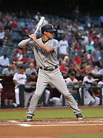Wil Myers - 2017 San Diego Padres (Bill Mitchell)