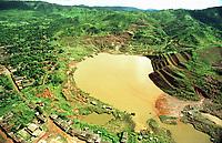 Garimpo de Serra Pelada.<br />Par&aacute;, Brasil<br />Foto Paulo Santos/Interfoto