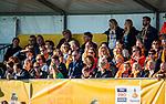 UTRECHT - genodigde  en partners van de KNHB bij    de Pro League hockeywedstrijd wedstrijd , Nederland-China (6-0) .  COPYRIGHT  KOEN SUYK