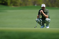 Brendan Jones (AUS) during the 1st round at the PGA Championship 2019, Beth Page Black, New York, USA. 16/05/2019.<br /> Picture Fran Caffrey / Golffile.ie<br /> <br /> All photo usage must carry mandatory copyright credit (&copy; Golffile | Fran Caffrey)