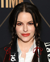 04 January 2020 - West Hollywood, California - Emily Hampshire. Showtime Golden Globe Nominees Celebration held at Sunset Tower Hotel. Photo Credit: Billy Bennight/AdMedia