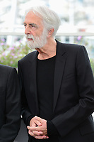 "22 May 2017 - Cannes, France - Michael Haneke. """"Happy End"" Photocall - 70th Annual Cannes Film Festival held at Palais des Festivals. Photo Credit: Jan Sauerwein/face to face/AdMedia"