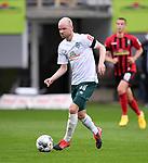 FussballFussball: agnph001:  1. Bundesliga Saison 2019/2020 27. Spieltag 23.05.2020<br />SC Freiburg - SV Werder Bremen<br />Davy Klaassen (SV Werder Bremen) am Ball<br />FOTO: Markus Ulmer/Pressefoto Ulmer/ /Pool/gumzmedia/nordphoto<br /><br />Nur für journalistische Zwecke! Only for editorial use! <br />No commercial usage!