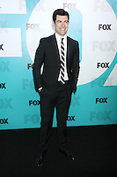 Max Greenfield at the Fox 2012 Programming Presentation Post-Show Party at Wollman Rink in Central Park on May 14, 2012 in New York City. /NortePhoto.com