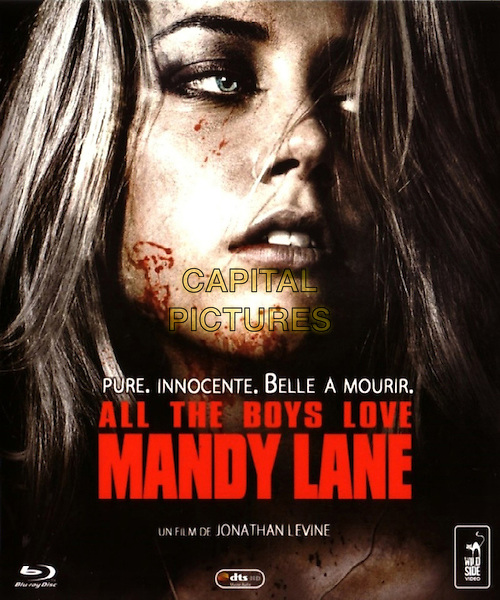 FRENCH BLU RAY COVER ART<br /> in All the Boys Love Mandy Lane (2006) <br /> *Filmstill - Editorial Use Only*<br /> CAP/FB<br /> Image supplied by Capital Pictures