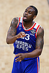 Turkish Airlines Euroleague.<br /> Final Four - Vitoria-Gasteiz 2019.<br /> Semifinals.<br /> Fenerbahce Beko Istanbul vs Anadolu Efes Istanbul: 73-92.<br /> James Anderson.