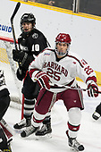 Scott Conway (PC - 10), Wiley Sherman (Harvard - 25) - The Harvard University Crimson defeated the Providence College Friars 3-0 in their NCAA East regional semi-final on Friday, March 24, 2017, at Dunkin' Donuts Center in Providence, Rhode Island.