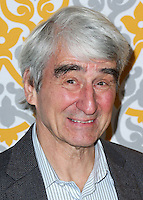 LOS ANGELES, CA, USA - NOVEMBER 04: Sam Waterston arrives at the Los Angeles Season 3 Premiere Of HBO's Series 'The Newsroom' held at the DGA Theatre on November 4, 2014 in Los Angeles, California, United States. (Photo by Xavier Collin/Celebrity Monitor)