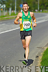 Chris Grayson pictured at the Rose of Tralee International 10k Race in Tralee on Sunday.