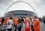 Blackpool 1 West Ham United 2, 19/05/2012. Wembley Stadium, London. Championship Play-Off Final. Photo by Paul Thompson.