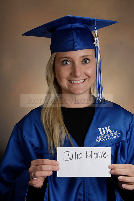 Moore, Julia photographed during the Feb/Mar, 2013, Grad Salute in Lexington, Ky.