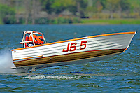 Paul Mezyk JS-5    (Jersey Speed Skiff(s)