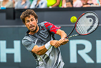 Den Bosch, Netherlands, 13 June, 2017, Tennis, Ricoh Open, Robin Haase (NED)<br /> Photo: Henk Koster/tennisimages.com