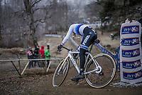 European U23 Champion Quinten Hermans (BEL/U23/Telenet-Fidea)<br /> <br /> GP Sven Nys 2017