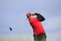 Casey Jarvis (RSA) on the 10th tee during Round 4 of The East of Ireland Amateur Open Championship in Co. Louth Golf Club, Baltray on Monday 3rd June 2019.<br /> <br /> Picture:  Thos Caffrey / www.golffile.ie<br /> <br /> All photos usage must carry mandatory copyright credit (© Golffile | Thos Caffrey)