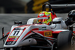 Alex Palou races the Formula 3 Macau Grand Prix during the 61st Macau Grand Prix on November 14, 2014 at Macau street circuit in Macau, China. Photo by Aitor Alcalde / Power Sport Images