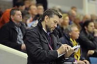 SCHAATSEN: HEERENVEEN: Thialf, Essent ISU World Cup, 03-03-2012, ISU Representative Alexander Kibalko (RUS), ©foto: Martin de Jong