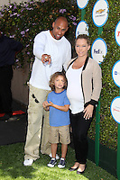 Hank Bassett, Hank Baskett IV, Kendra Wilkinson<br />
