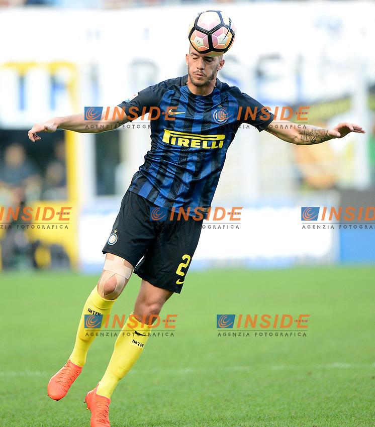 Davide Santon Inter<br /> Milano 25-09-2016 Stadio Giuseppe Meazza - Football Calcio Serie A Inter - Bologna. Foto Giuseppe Celeste / Insidefoto