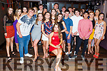Amy O'Mahony from Tralee celebrating her 18th birthday with friends in the Abbey Inn on Friday night.