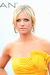 Brittany Snow at the premiere of 'Hairspray' at the Mann Village Theater in Westwood, Los Angeles, California on July 10, 2007. Photopro.