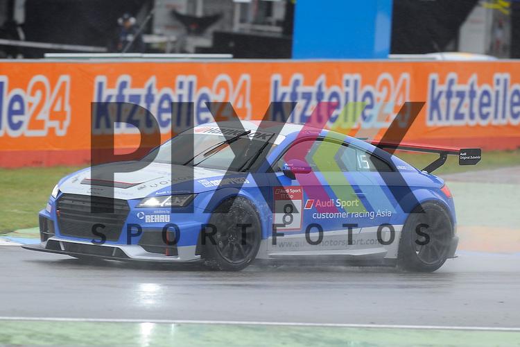 # 8 Shaun Thong (HK)  beim Qualiyfing der Audi Sport TT Cup Hockenheimring.<br /> <br /> Foto &copy; P-I-X.org *** Foto ist honorarpflichtig! *** Auf Anfrage in hoeherer Qualitaet/Aufloesung. Belegexemplar erbeten. Veroeffentlichung ausschliesslich fuer journalistisch-publizistische Zwecke. For editorial use only.