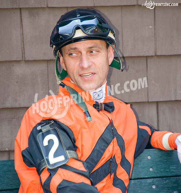 Scott Spieth at Delaware Park on 9/1/15