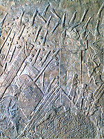 Assyria:  The Assault on Lachish.  Biblical History in Assyrian Sculpture.  Trustees of British Museum.