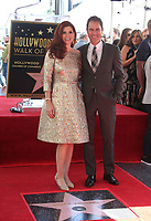 HOLLYWOOD, CA - October 06: Eric McCormack, Debra Messing, At Debra Messing Honored With Star On The Hollywood Walk Of Fame At On The Hollywood Walk Of Fame In California on September 06, 2017. <br /> CAP/MPI/FS<br /> &copy;FS/MPI/Capital Pictures