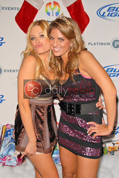 Holly King and Bridgetta Tomarchio<br />