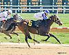 Fantasmagorico winning at Delaware Park on 9/16/15